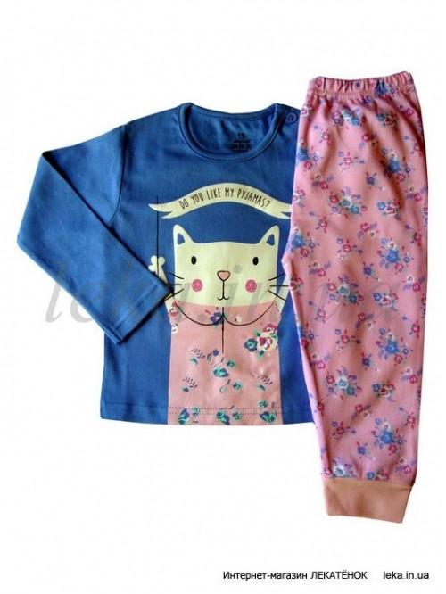 b104e079757 пижама трикотажная