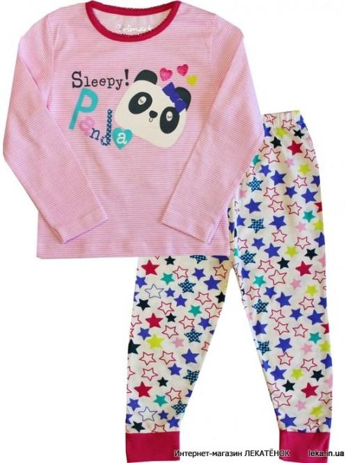 dadb0911f90 пижама трикотажная Panda Primark ...